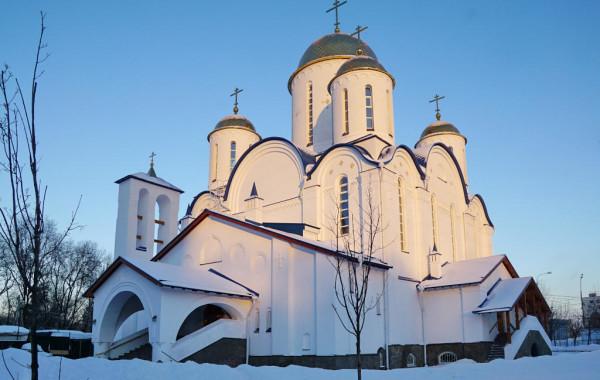 Храм в честь Торжества Православия, г. Москва, Алтуфьевское шоссе