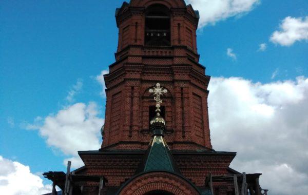Церковь в честь Параскевы Пятницы, Воронежская область, село Хващеватка