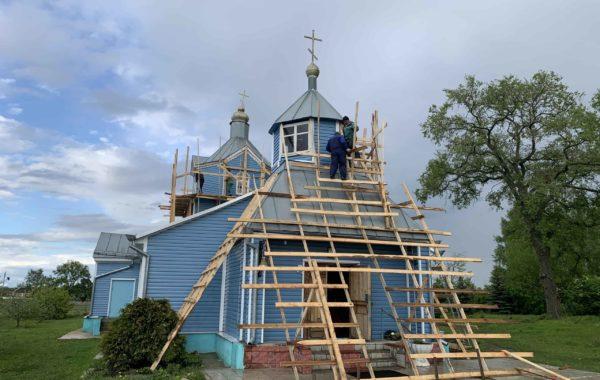 Казанская Церковь, Воронежская область, село Березовка