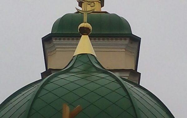 Воскресенский храм, г. Воронеж
