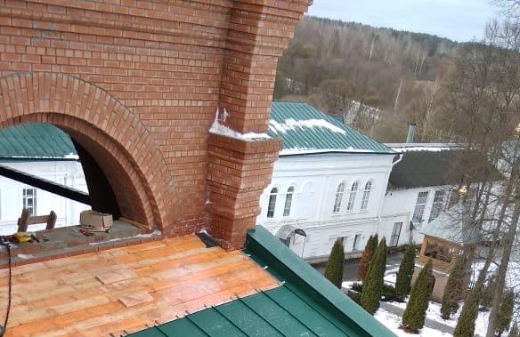 Николо-Одринский монастырь, Брянская область, село Одрина